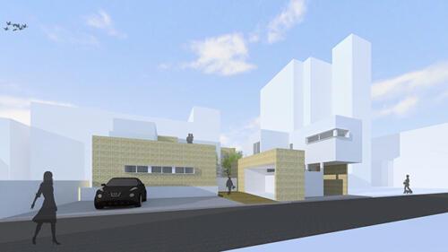 名古屋市東区Aプロジェクト